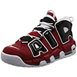 Nike Air More Uptempo '96 - 921948 600 (Color: Varsity Red / White-Black, Tamaño: 12 M US)