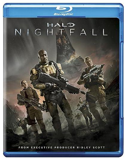 Halo: Nightfall (TV Series 2014) SL DM - Mike Colter, Christina Chong, Steve Waddington, Sergio Mimica-Gezzan