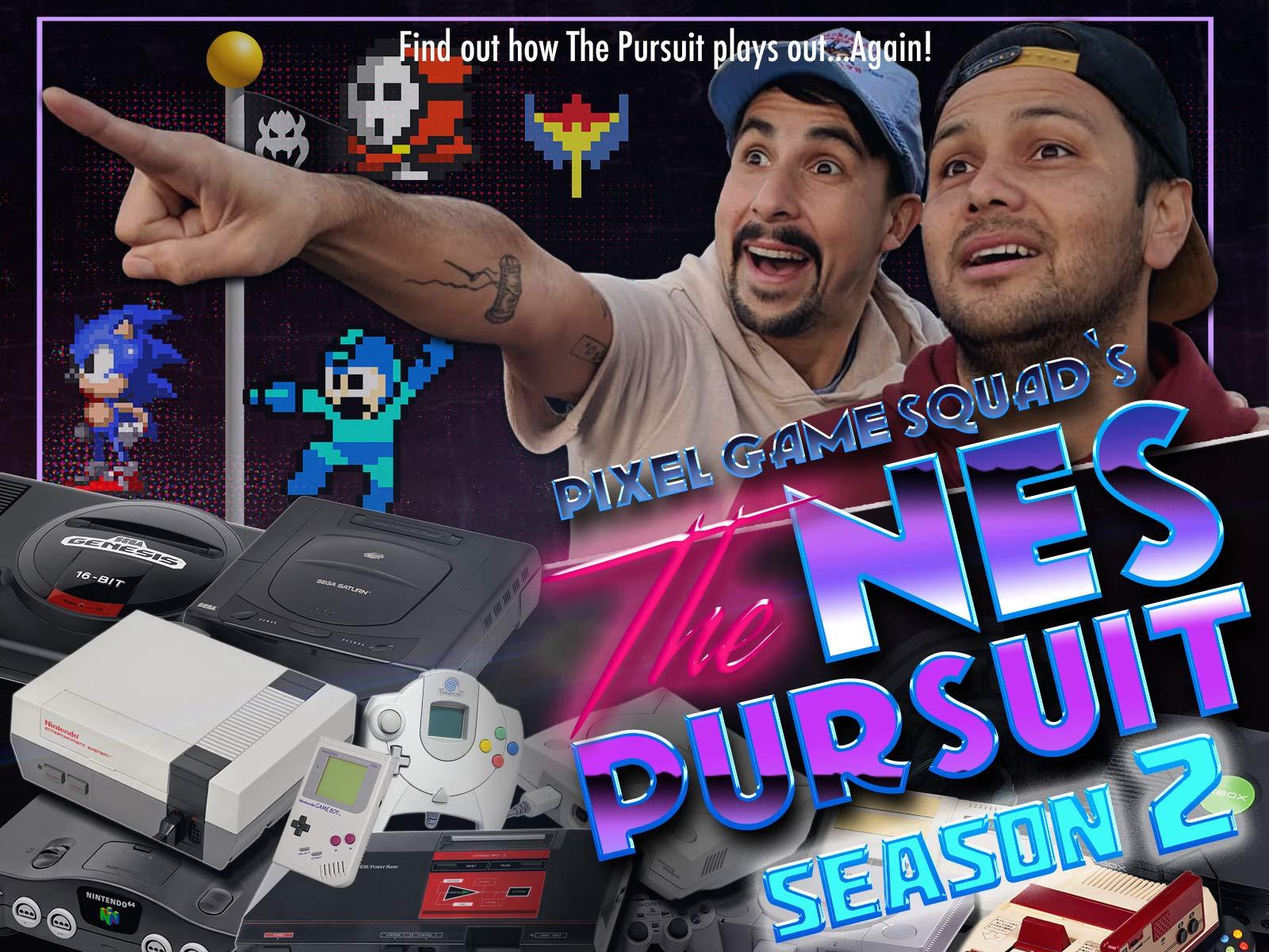 Game Squad's NES Pursuit on Amazon Prime Video UK