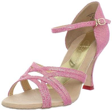 dancing heels sandals