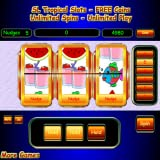 3D Tropical Slots Game - FAST Slots In A Tropical World
