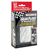 Finish Line Gear Floss Microfiber Cleaning Rope  (Pack of 20 microfiber ropes)