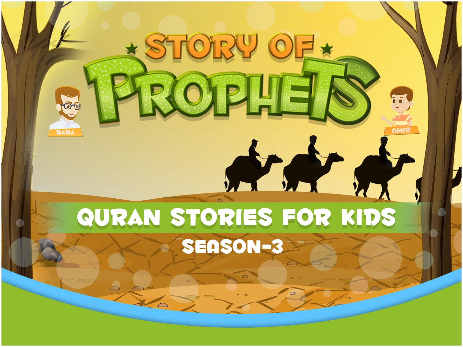 Quran Stories for Kids - Season 3