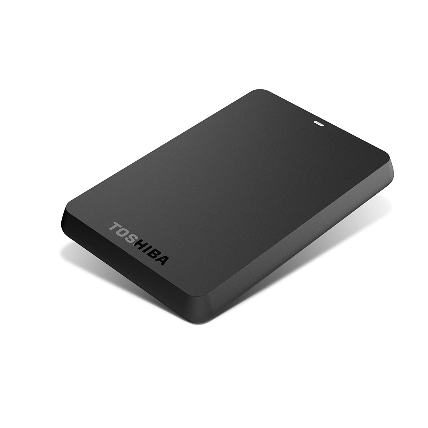 Toshiba 320GB Toshiba Canvio Basics 3.0 Portable Hard Drive in Black (HDTB103XK3AA)