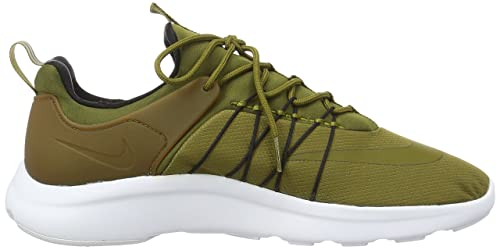 newest 47f0b 33f43 ... Green Pure Platinum Nike Men s Darwin Olive Sneakers  Buy Online at Low  Prices in India - Amazon.