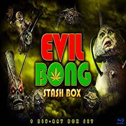 The Evil Bong Stash Box (9-Disc Limited Edition Box Set) [Blu-ray]