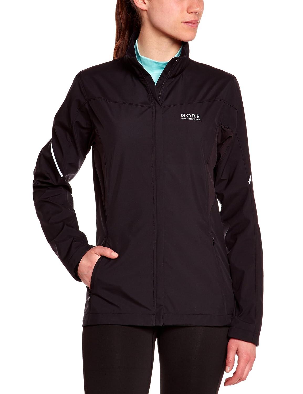 GORE RUNNING WEAR, Damen Winddichte Laufjacke, WINDSTOPPER Active Shell, Essential AS Lady Partial Jacke, JWESNW günstig online kaufen