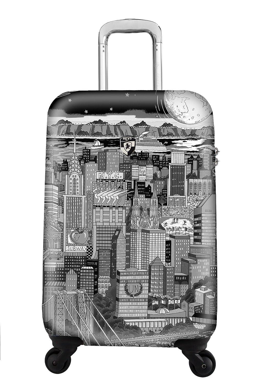 Heys - Künstler Fazzino Manhattan Trolley mit 4 Rollen Klein