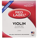 Super Sensitive Violin Strings (2103)