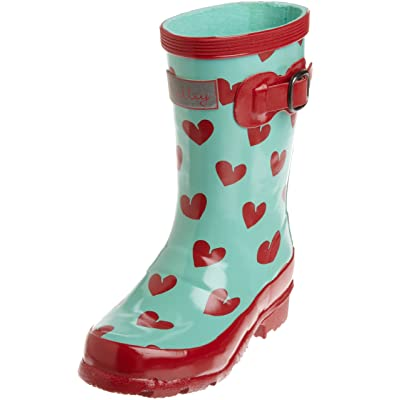 Hatley Kids Candy Hearts Wellingtons Boot