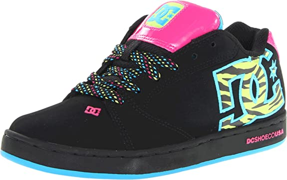 Women's Name Brand DC WoRaif Se Lace-Up Sports Shoe Discount Shopping Multiple Color Options