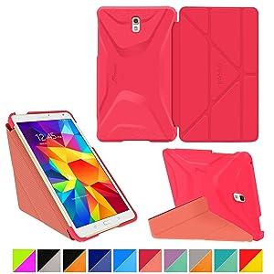 rooCASE Samsung Galaxy Tab S 8.4 8,4 caso carcasas cubierta funda folio  Electrónica Comentarios de clientes