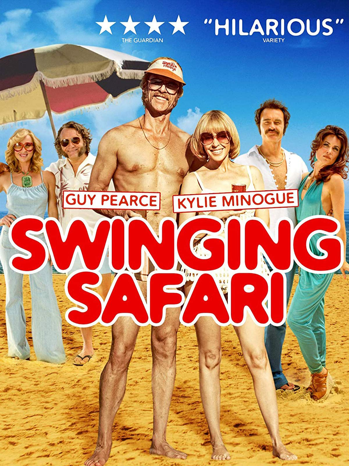 Swinging Safari on Amazon Prime Video UK
