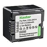 Kastar Battery for Hitachi DVD Camcorder: DZ-GX20 DZ-GX5300 DZ-HS403 DZ-HS500 DZ-HS501 DZ-BD70 DZ-BD7H DZ-BD9H DZ-HD90 DZ-BD10H DZ-BX35 DZ-M5000V5 DZ-M8000V6 and Hitachi DZ-BP14S DZ-BP7S DZ-BP21SJ