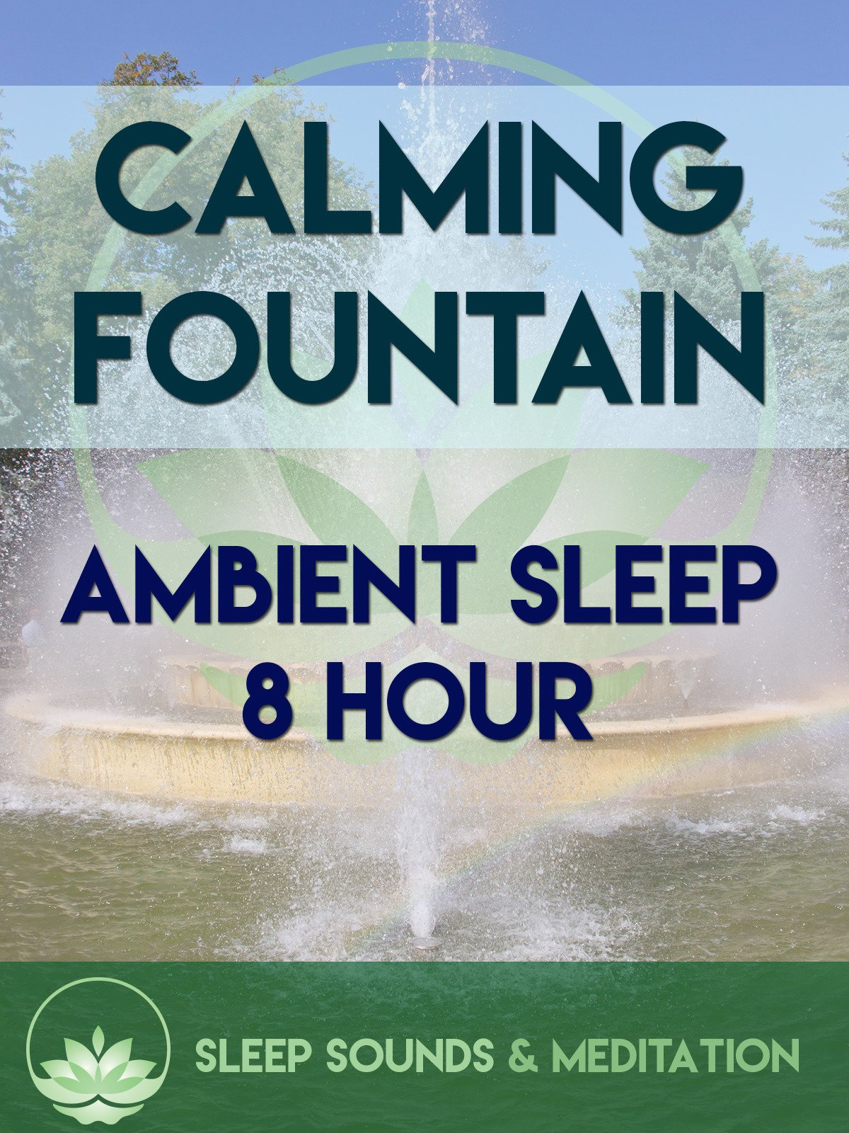 Calming Fountain
