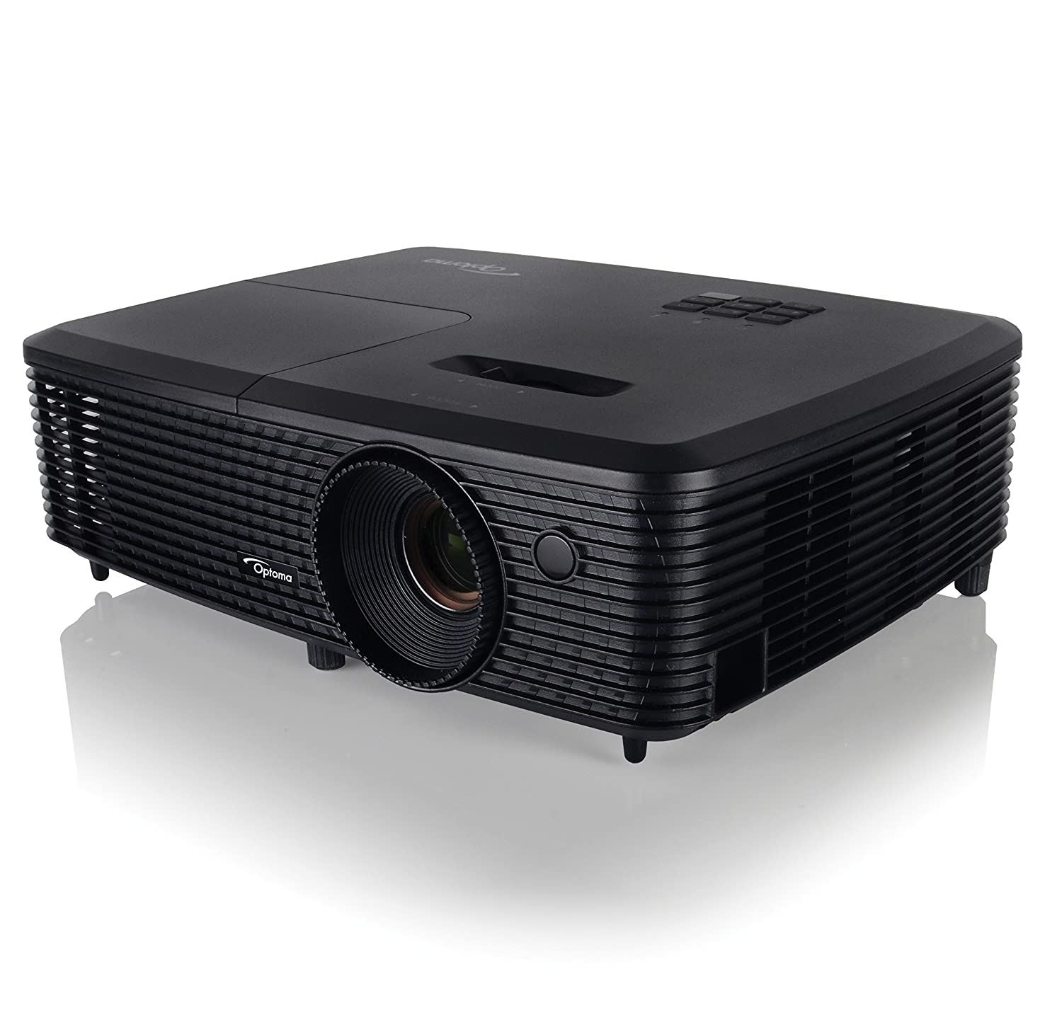 Optoma S341 3500 Lumens SVGA 3D DLP Projector with Superior Lamp Life and HDMI for sale in Trinidad