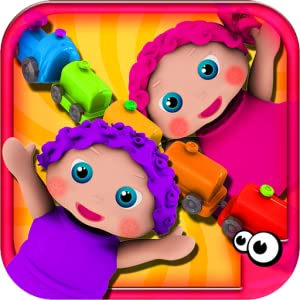 EduKidsRoom-Amazing Customizable Logic Learning Games for Toddlers & Preschool Kids to Teach Time, Organizing, Matching, Colors & More! by Cubic Frog Apps