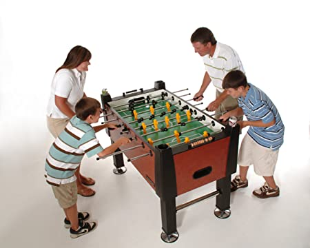 Carrom 530.00 Signature Foosball Table review