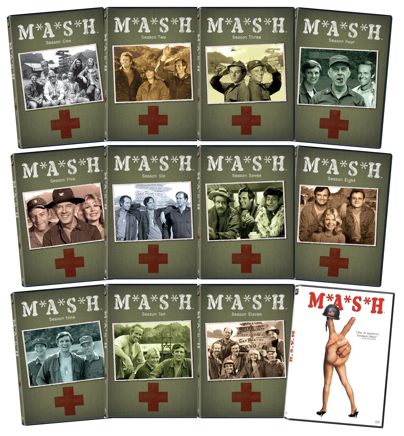 M*A*S*H: The Complete Series + Movie $79.99