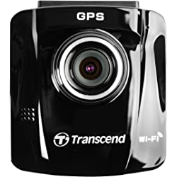 Transcend TS16GDP220A 16GB Drive Pro 220 Car Video Recorder with GPS