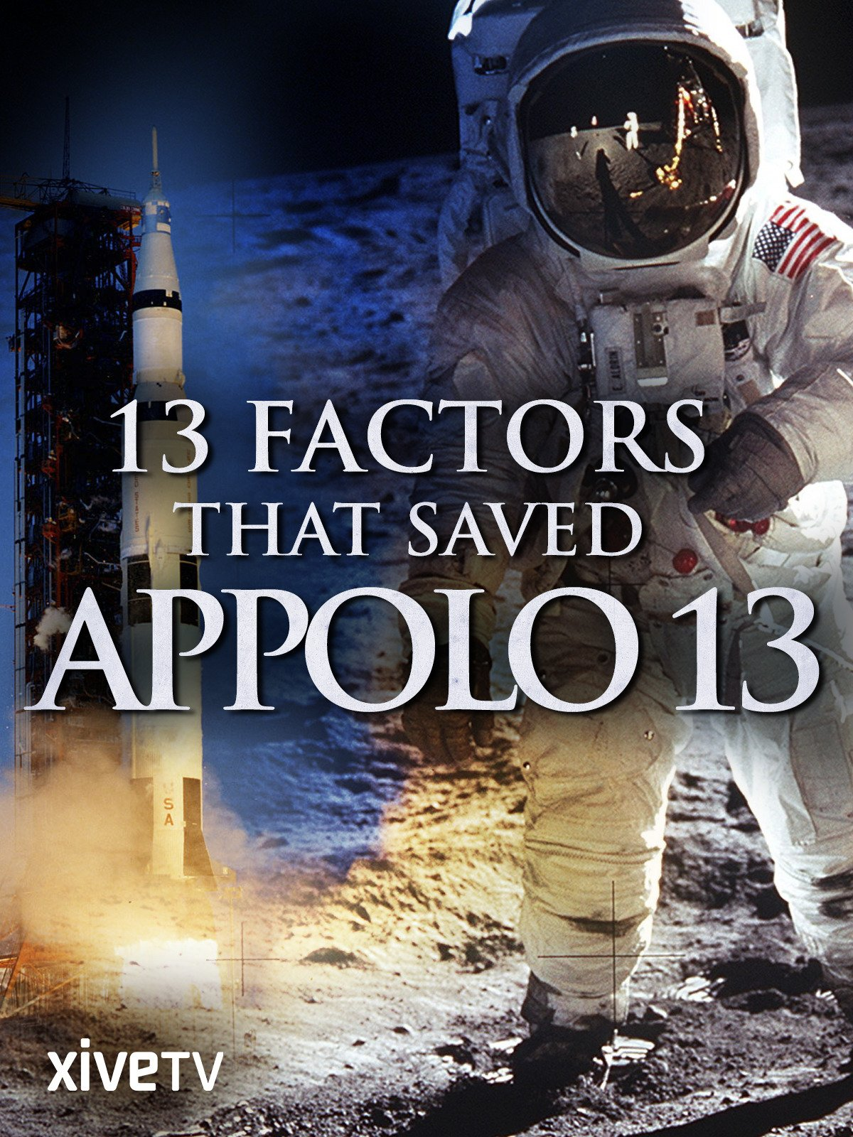 13 Factors that Saved Apollo 13 on Amazon Prime Video UK