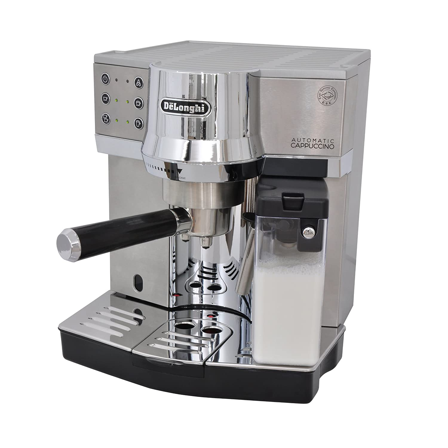 delonghi ec850 m one touch pump espresso coffee machine. Black Bedroom Furniture Sets. Home Design Ideas