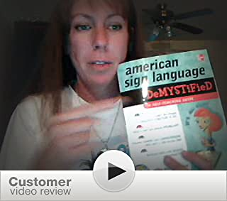Amazon.com: American Sign Language Demystified (Book & DVD ...