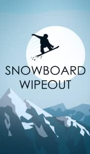 Snowboard Wipeout by Eservato