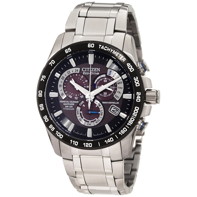 Đồng hồ nam hiệu Citizen Mens CA0020-05E Eco Drive Strap Watch