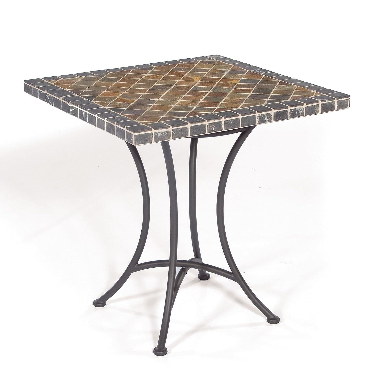"""SonnenPartner Tisch """"Montblanc"""" Eisengestell 70×70 cm günstig online kaufen"""