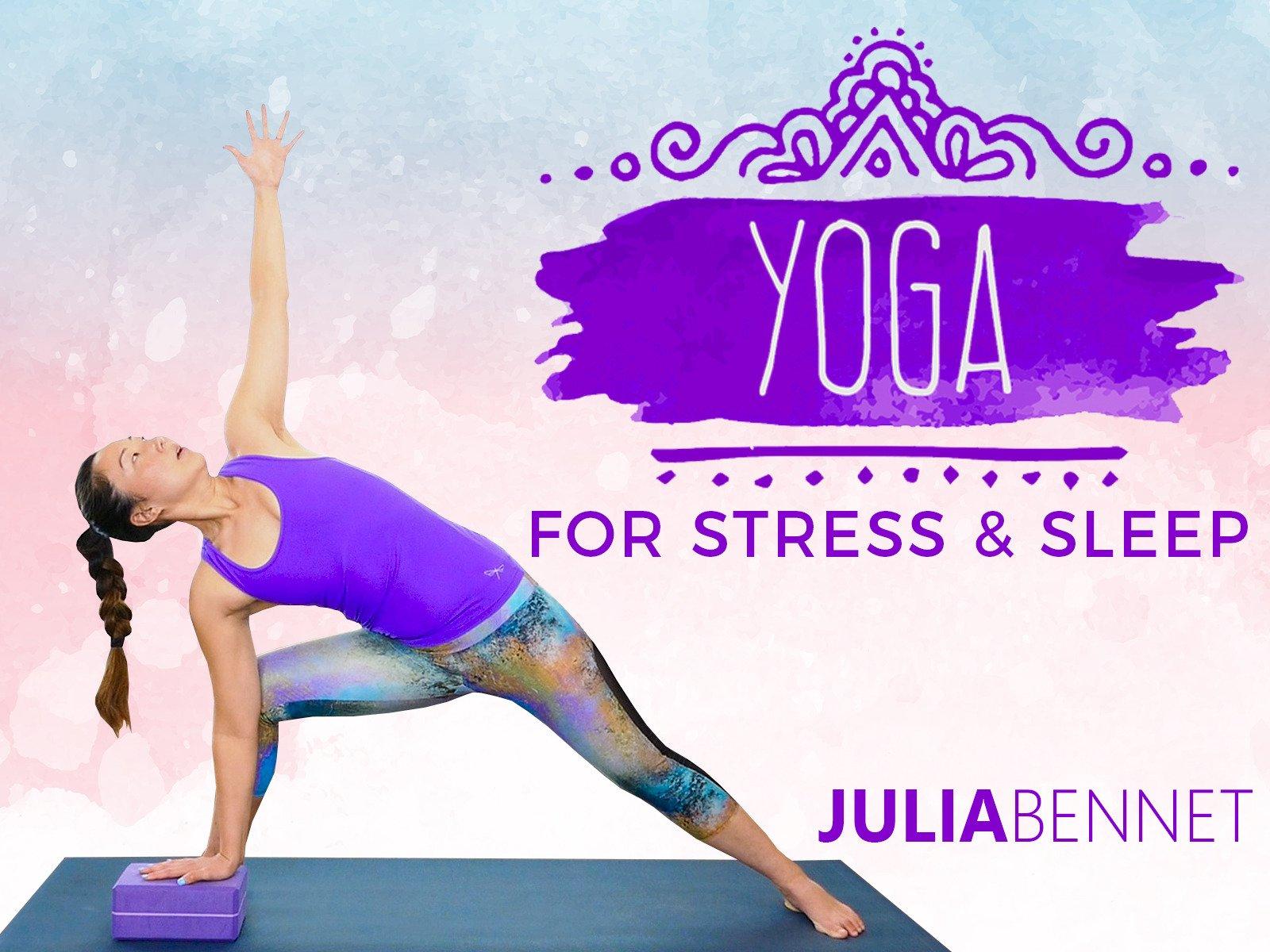 Yoga For Stress & Sleep - Season 1
