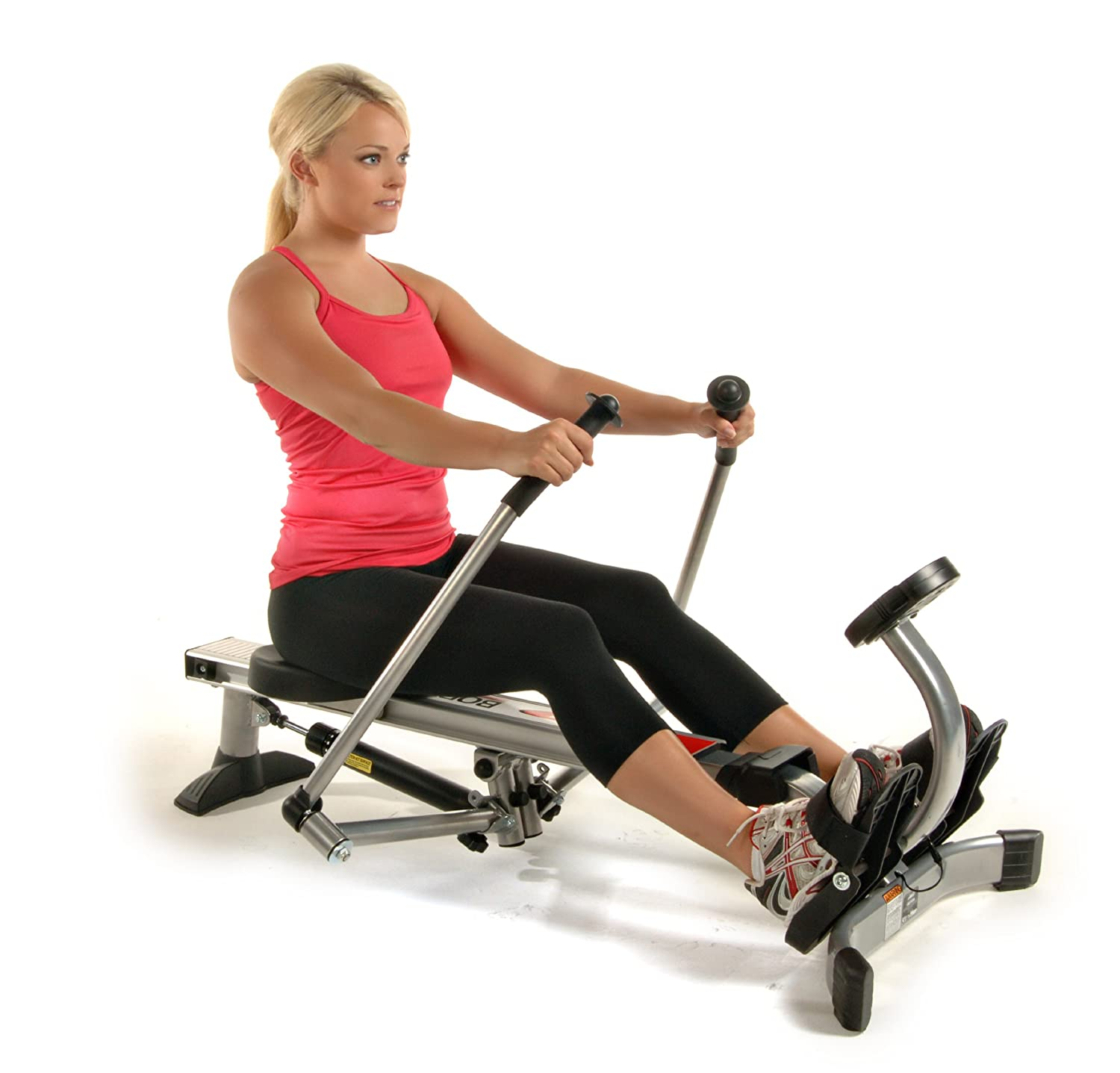 rowing machine for home exercise
