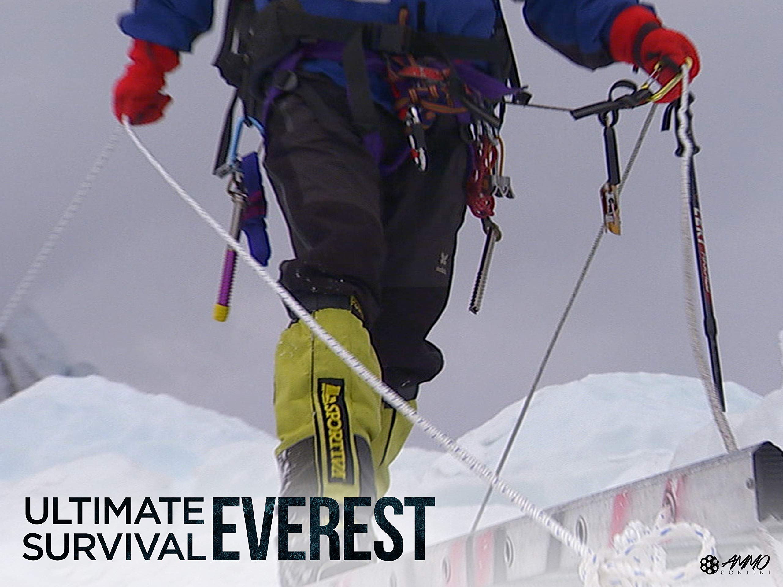 Ultimate Survival Everest on Amazon Prime Instant Video UK