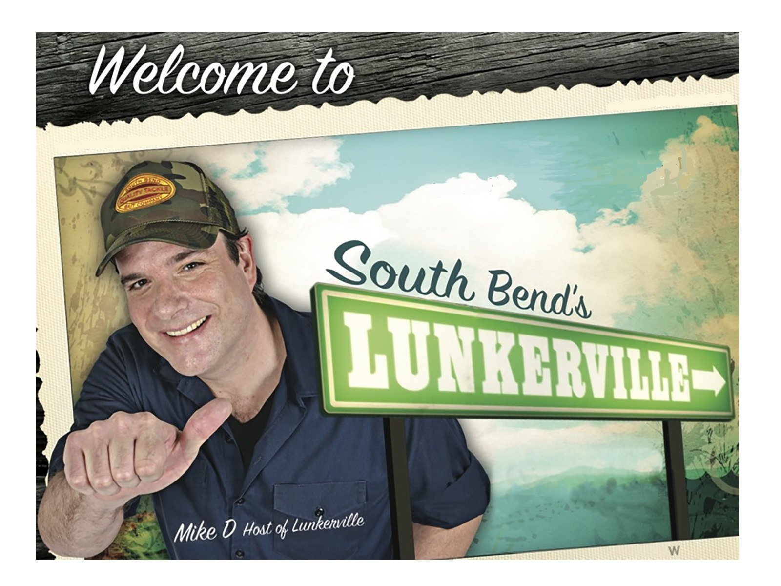 South Bend's Lunkerville S10 on Amazon Prime Video UK