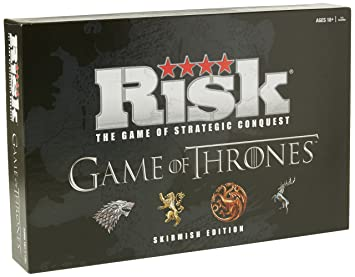 Game of Thrones Risk Game - Version Import