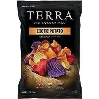 12-Pack Terra Exotic Potato 5.5 Ounce Sea Salt