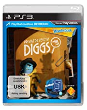 Post image for Wonderbook: Book of Spells + Wonderbook: Diggs Nightcrawler für 22€ und Uncharted 3: GOTY für 12€