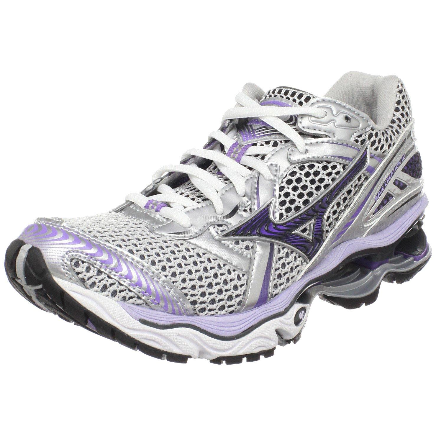 Best sale mizuno women 39 s wave creation 12 running shoe for Best online store usa