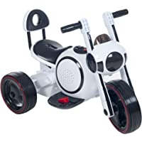 Rockin' Rollers Sleek LED Space Traveler Trike (White)