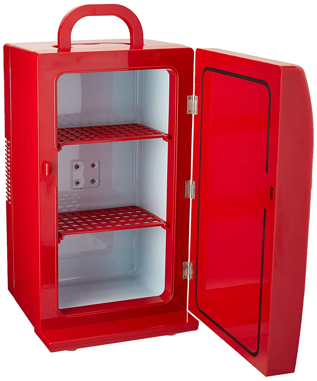 Coca Cola CCR-12 Retro Fridge, Red 1