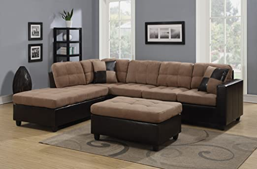 Sectional By Coaster Furniture