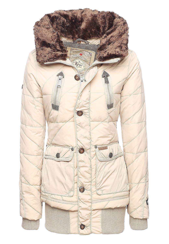 Khujo Jacke Strig Jacke 1212JK153 cream/136 Winterjacke günstig online kaufen
