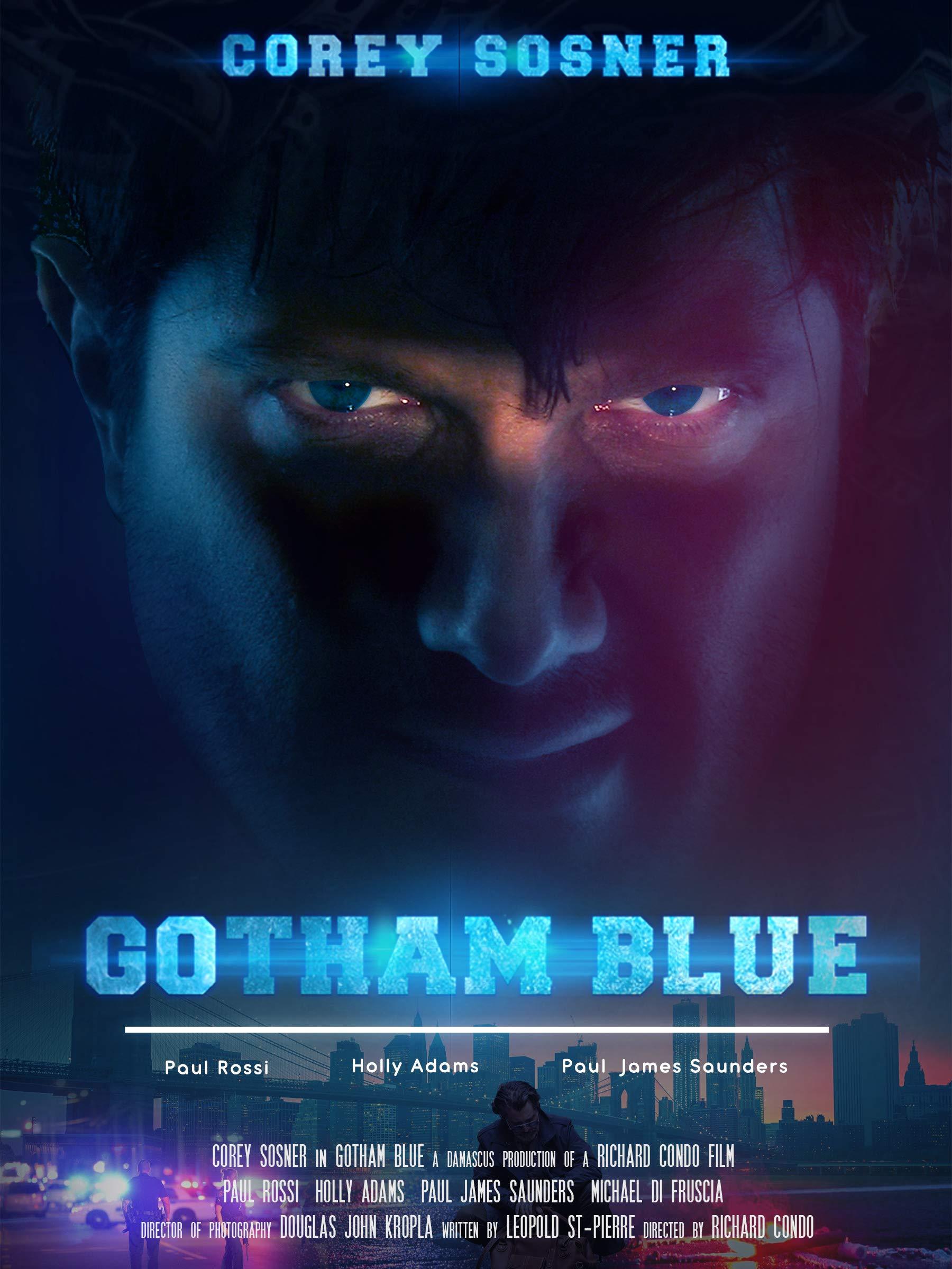 Gotham Blue