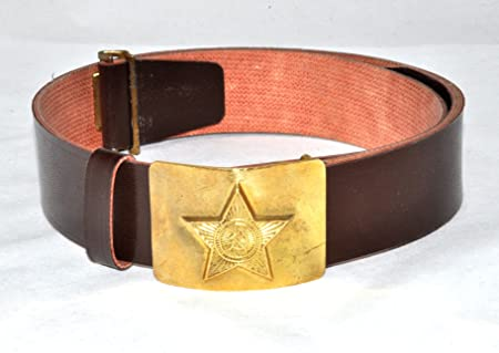 Soviet Officer Belt Soviet Army Belt
