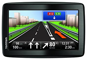 TomTom 1EQ5.002.11 GPS Bluetooth Noir