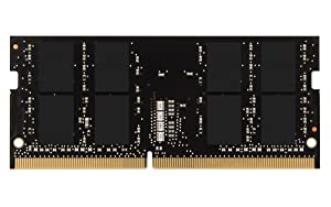 HyperX Impact 64GB 2400MHz DDR4 CL15 SODIMM (Kit of 2) Laptop Memory HX424S15IBK2/64 (Tamaño: 64GB Kit (2x32GB))