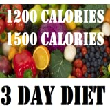 1200 and 1500 Calories Diets