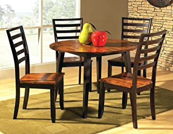 Abaco 5-pc Dining Table Set by Steve Silver