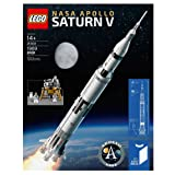 2017 Lego 21309-- Ideas NASA Apollo Saturn V set