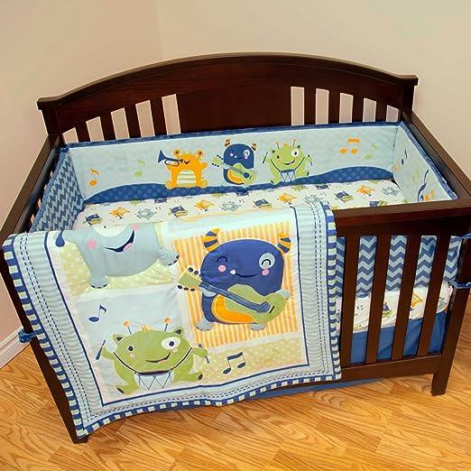 Babys First Crib Bedding